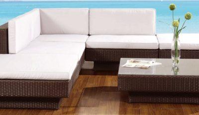 Cojines muebles de Exterior