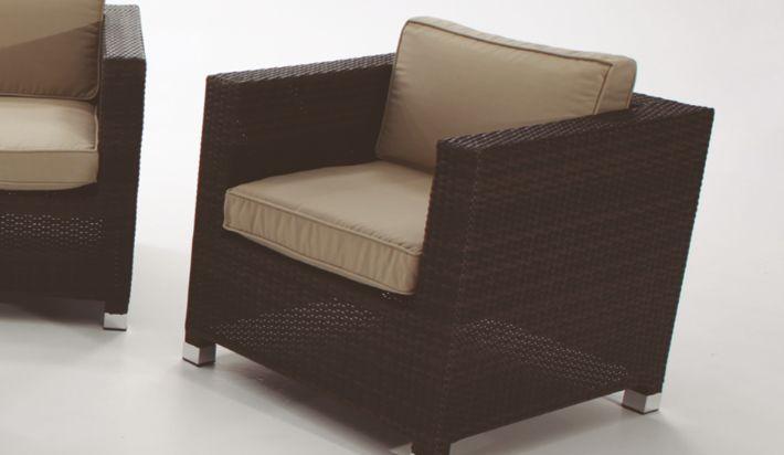 Coj n sillones exterior de asiento for Sillones de exterior