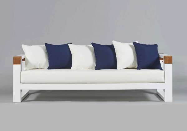 Cojin asiento sof de exterior a medida cojines de exterior for Fabrica de muebles para exterior