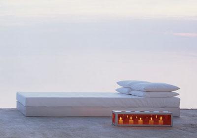 Coj n cama de jard n exterior impermeable colchoneta con tela impermeable cojines de exterior - Cojines gigantes para el suelo ...