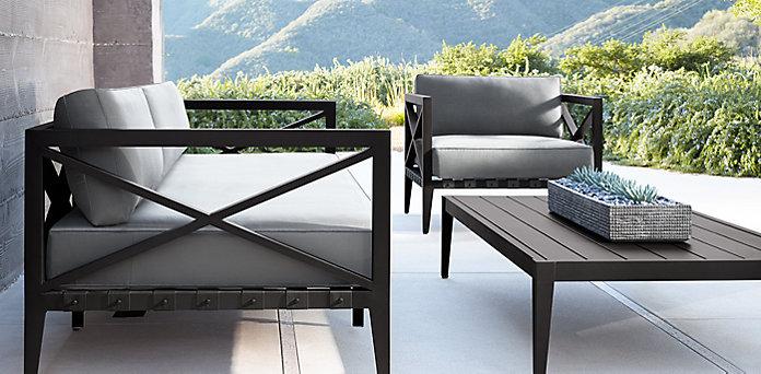 Cojin exterior ASIENTO para sofá de jardín tela ACRILICA a medida ...