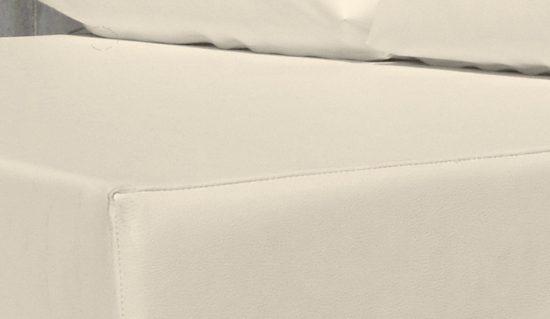 cojin PIEL sintética BEIGE impermeable